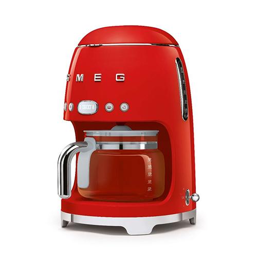 قهوه ساز قرمز اسمگ DCF02
